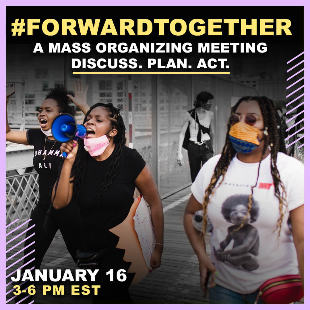 Forward Together Mass Organizing Meeting