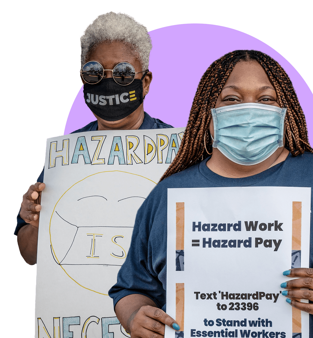 Essential workers deserve hazard pay